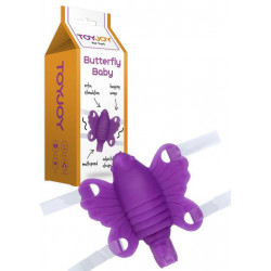 Butterfly Baby Purple