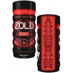 Masturbátor Zolo Fire Cup