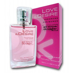 Love Desire 50 ml Women
