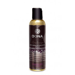 Dona Kissable Massage Oil - Chocolate