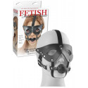 Fetish maska gag