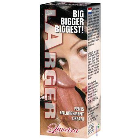 Larger Penis Cream 75 ml-R