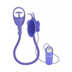 Butterfly Clitoral Pump Purple