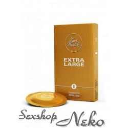 Kondomy xl velikost