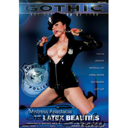 Gothic Mistress Anastacia