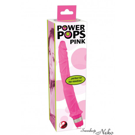 Power Pops Vibe Pink