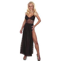 Nightdress With Splits L