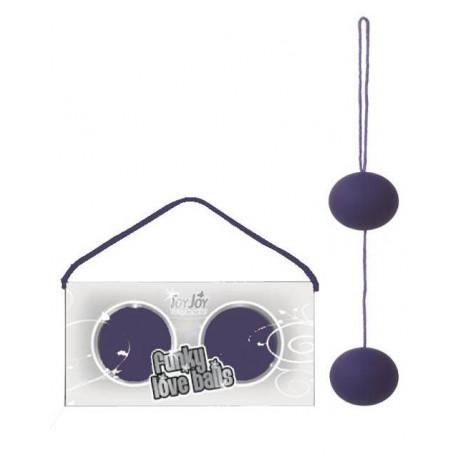 Funky Love Balls Purple